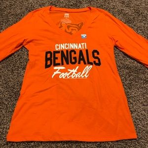 SET OF 2- Bengals Officially Licensed T-Shirts!!